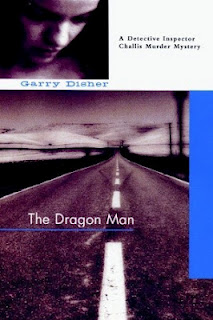 Cover image, THE DRAGON MAN, Garry Disher