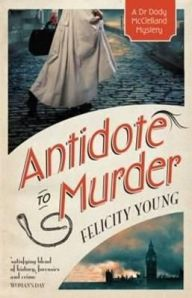 Antidote To Murder - Felicity,19918f