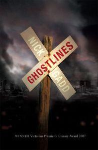 Ghostlines - Nick, Gadd16342f